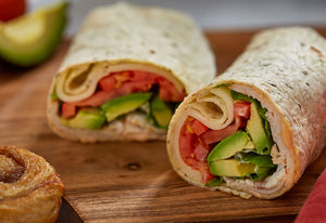 Turkey Avocado Wrap