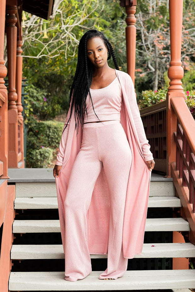 Blush 3 Piece Set