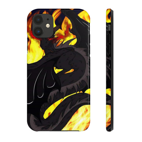 "Dragon Torrick - ""Flame"" - Case Mate Tough Phone Cases"