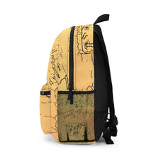 Load image into Gallery viewer, TCoE - Trindavin Map - Backpack (Made in USA)