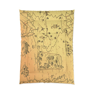 TCoE - Trindavin Map - Comforters - Lower Prices