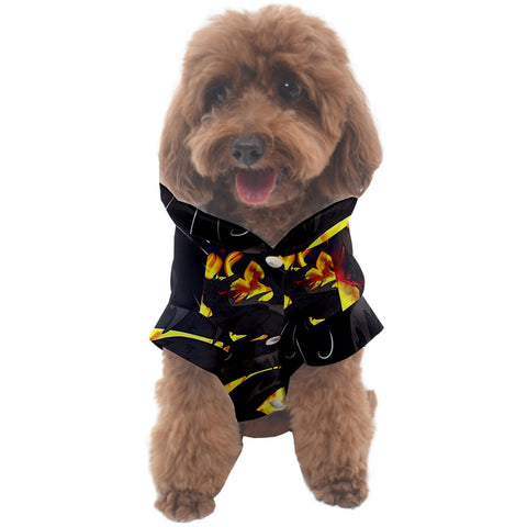 "Dragon Torrick - ""Flame"" - Dog Coat"