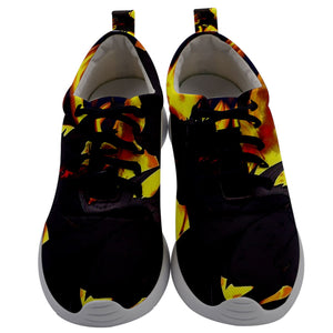 "Dragon Torrick - ""Flame"" - Mens Athletic Shoes"