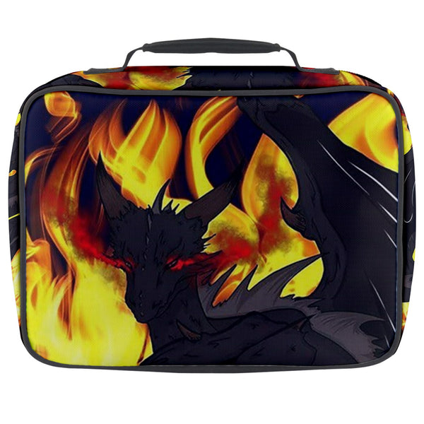 "Dragon Torrick - ""Flame"" - Full Print Lunch Bag"
