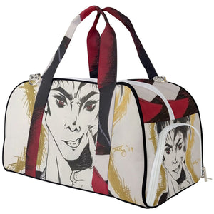 "Torrick - ""smile"" - Burner Gym Duffel Bag"