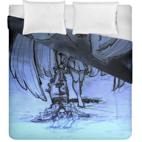 "TSoaGa - Cythia - ""Into The Abyss"" - Duvet Cover Double Side (King Size)"