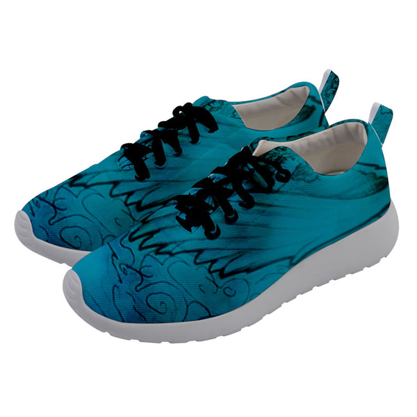 "TSoaGA - ""Dark Angel Cythia ~ The Mist"" - Ladies Athletic Shoes"
