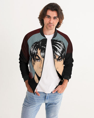 "Torrick - ""brooding boi"" - Men's Bomber Jacket"