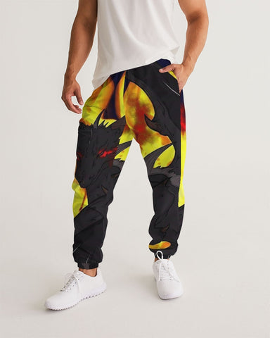 "Dragon Torrick - ""Flame"" -  Men's Track Pants"