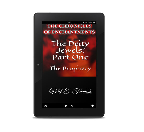 The Deity Jewels: Part One, The Prophecy (Amazon Kindle eBook - LINK ONLY)