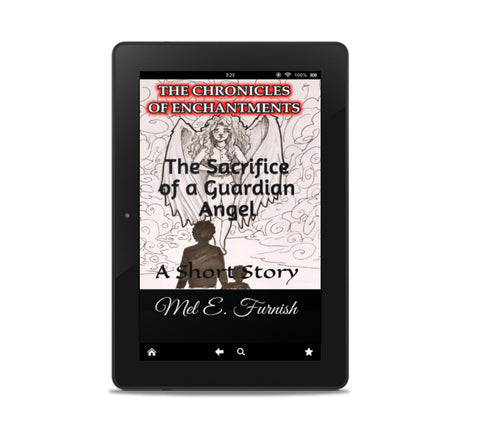 The Sacrifice of a Guardian Angel (LINK ONLY - Amazon Kindle eBook)