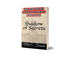 Shadow of Secrets - (Amazon Glossy Paperback)