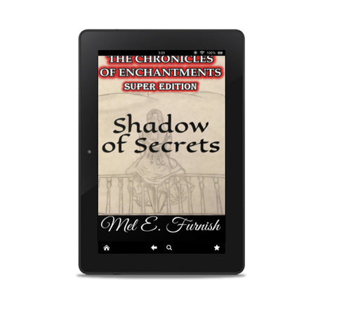 Shadow of Secrets -(LINK ONLY - Amazon Kindle eBook)