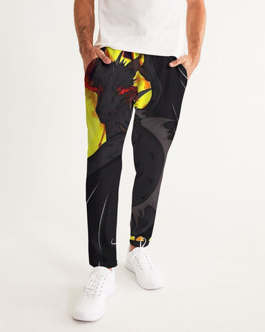 "Dragon Torrick - ""Flame"" -  Men's Joggers"