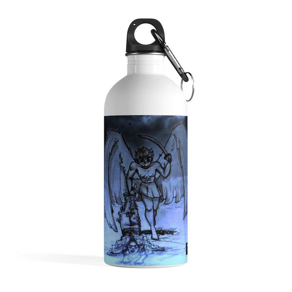 "TSoaGa - Cythia - ""Into The Abyss"" - Stainless Steel Water Bottle"