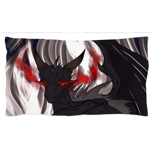 "Dragon Torrick - ""Flame 2"" - Pillow Shams"