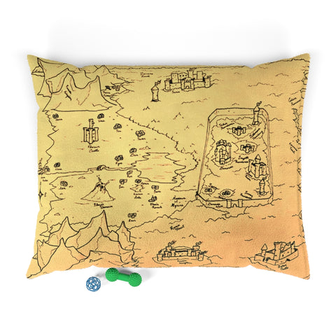 TCoE - Trindavin Map - Pet Bed