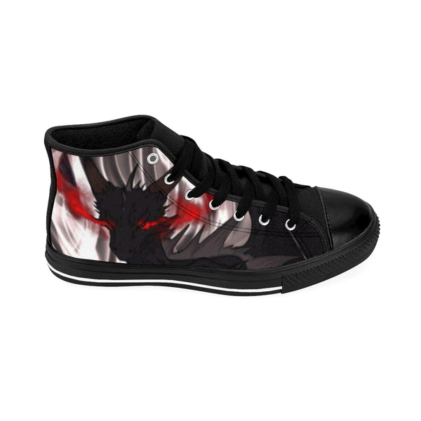 "Dragon Torrick - ""Flame 2"" - Ladies High-top Sneakers"