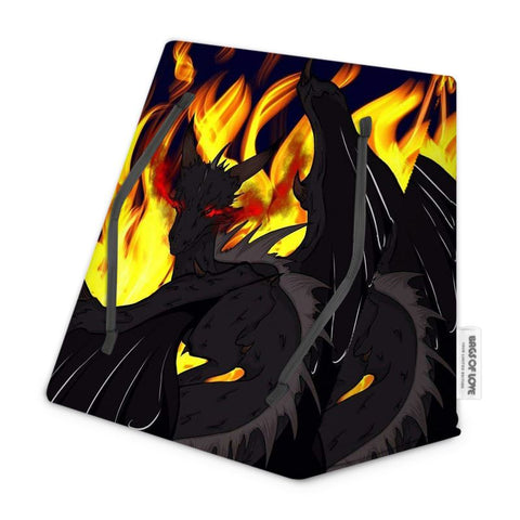 "Dragon Torrick - ""Flame"" - iPad Wedge"