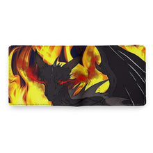 "Load image into Gallery viewer, Dragon Torrick - ""Flame"" - Men's Wallet"