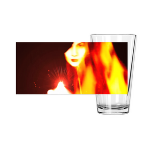 "Ethia - ""Their Last Sight 2"" - Pint Glasses"