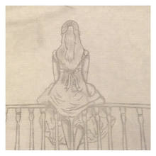 "Load image into Gallery viewer, Melainie - ""Shadow of Secrets"" - Tablecloths"