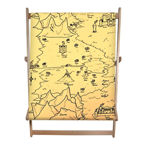 TCoE - Trindavin Map - West - Double Deckchair
