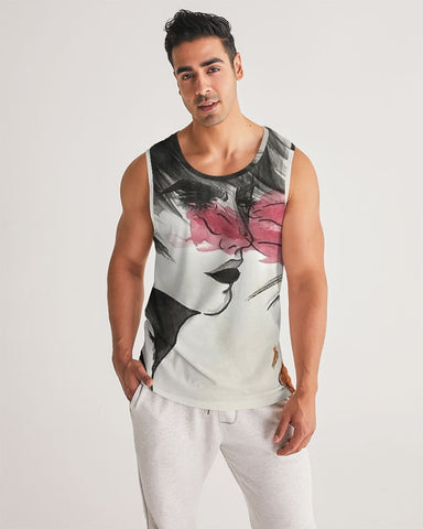 "Torrick - ""wishful thinking"" - Men's Sports Tank"