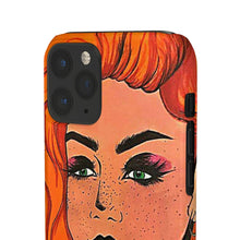 "Load image into Gallery viewer, Cythia - ""Fire"" - Snap Phone Cases"