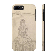 Load image into Gallery viewer, Melainie - Shadow of Secrets - Case Mate Tough Phone Cases