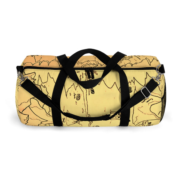 TCoE - Trindavin Map - Duffel Bag
