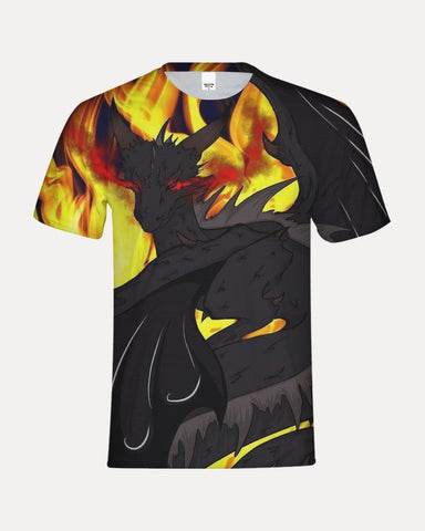 "Dragon Torrick - ""Flame"" -  Kids Tee"