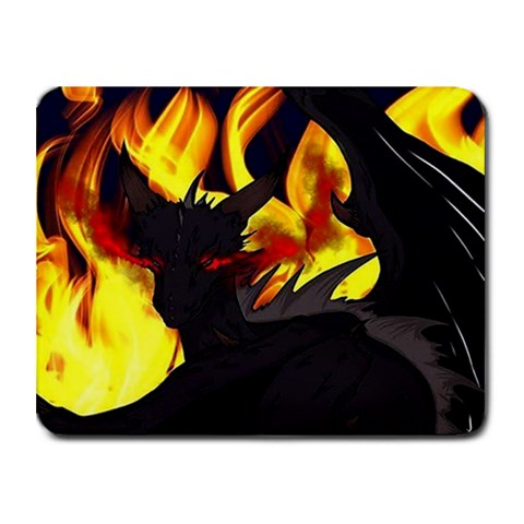 "Dragon Torrick - ""Flame"" - Small Mousepad"