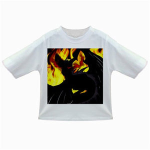 "Dragon Torrick - ""Flame"" - Infant/Toddler T-Shirt"