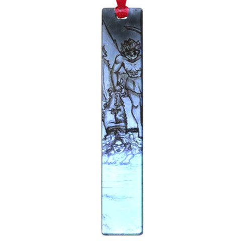 "TSoaGa - Cythia - ""Into The Abyss"" - Large Book Mark"
