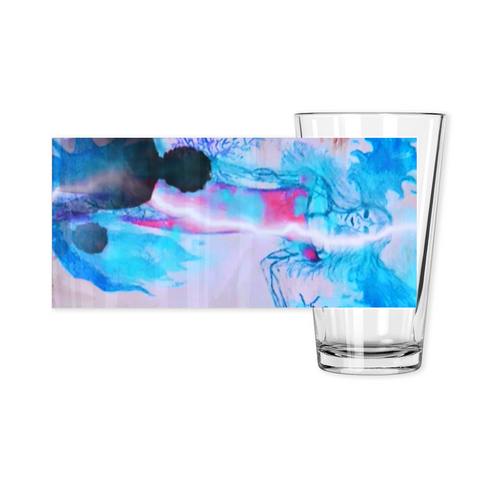 "TSoaGA: Flare, Fitin & Cytin - ""Divine Intrusion"" - Pint Glasses"