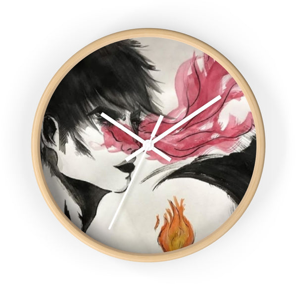 "Torrick - ""wishful thinking"" - Wall clock"
