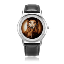 Load image into Gallery viewer, Wistria - Unisex Double-Layer Concise Dial Water-Resistant Quartz