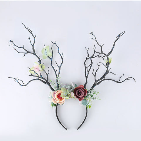 Forest Party Show Branch Headband