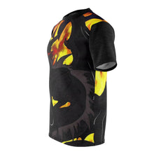 "Load image into Gallery viewer, Dragon Torrick - ""Flame"" - Unisex AOP Cut & Sew Tee"