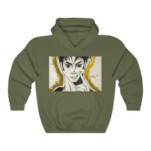 "Load image into Gallery viewer, Torrick - ""smile"" - Unisex Heavy Blend™ Hooded Sweatshirt"
