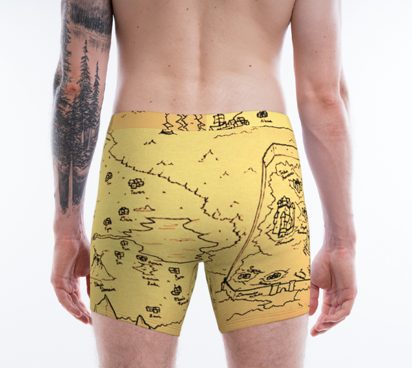 TCoE - Trindavin Map - Boxer Briefs