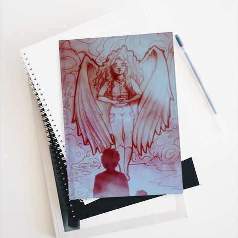 "TSoaGA -""Dark Angel Cythia ~ The Mist 2"" - Journal - Blank"