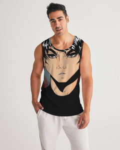 "Torrick - ""brooding boi"" - Men's Sports Tank"