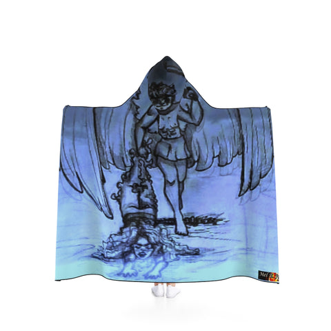 "TSoaGA - Cythia - ""Into the Abyss"" - Hooded Blanket"