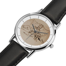 "Load image into Gallery viewer, TCoE - ""Live and Let Die"" - Unisex Double-Layer Concise Dial Water-Resistant Quartz"