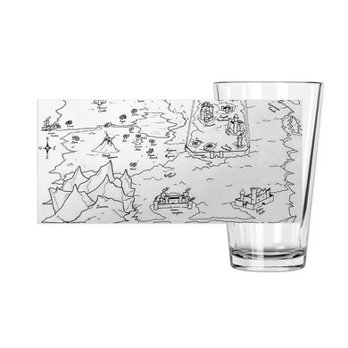 TCoE - Trindavin (south) - Pint Glasses