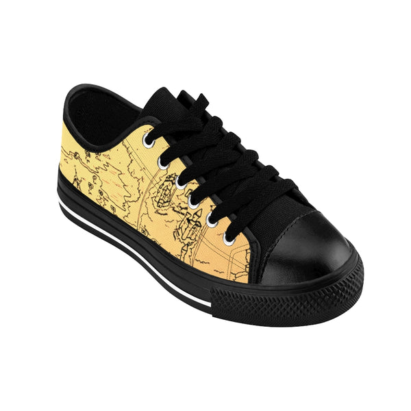 TCoE - Trindavin Map - Men's Sneakers