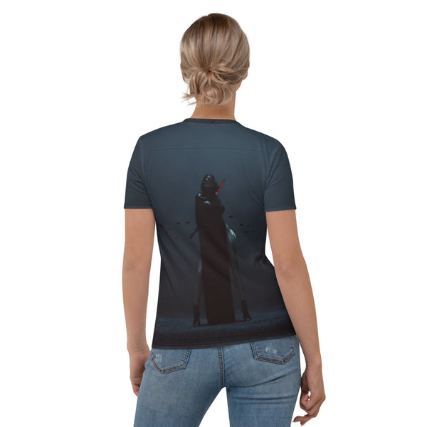 "Shadow of Secrets - ""Royal Assassin"" - Ladies T-shirt"