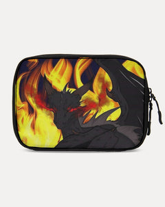 "Dragon Torrick - ""Flame"" -  Large Travel Organizer"